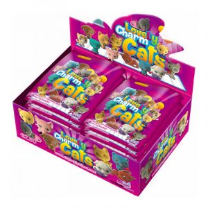 Caja Lovely Charm Cats