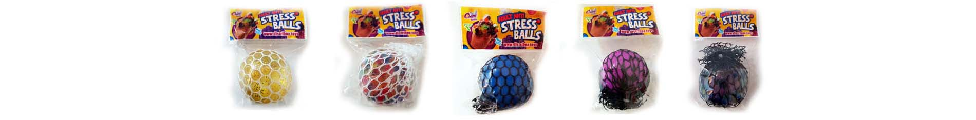 Colección Pelotas Anti Stress Balls Distribox